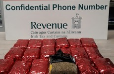 Revenue seize drugs and alcohol worth almost half a million euro