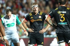 All Blacks captain Cane returns from injury for Gatland's Chiefs