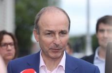 Fianna Fáil leader Micheál Martin has been elected Taoiseach