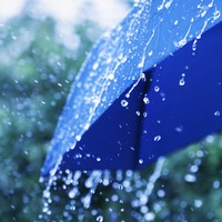 Bring the brolly if you're going anywhere this weekend - it's going to lash rain in many areas