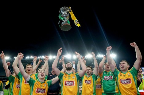 Corofin won't have to defend their All-Ireland title in 2021.
