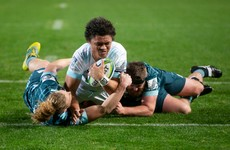 Blues defeat the Highlanders in a thriller