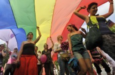 Budapest's Pride parade passes without incident