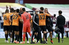 Wolves close on Champions League places as Villa's relegation worries worsen