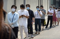 Coronavirus: China cases stabilise as multiple US states report spikes in infection