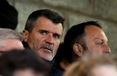 Case for the defence: Keane says Man Utd are a couple of years off challenging for title again