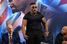 Heavyweight contender Jarrell 'Big Baby' Miller fails yet another drug test