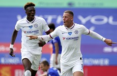 Barkley fires Chelsea into FA Cup semi-final