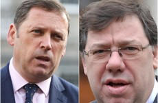Former Taoiseach Brian Cowen 'making steady recovery' following stroke last year, Barry Cowen says