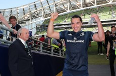 James Lowe confirms new Leinster contract is a three-year deal