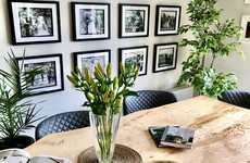 'My happiest memories are on display here': Orla shares a dining area that's full of personality