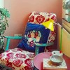'I sit with a coffee and look out at the garden': Inside Amanda's home and studio in Derry