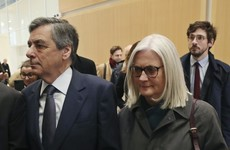 France's former prime minister Francois Fillon and his wife found guilty in fraud trial