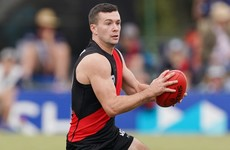 McKenna to return to training after serving AFL ban for breaking Covid-19 protocols