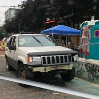 Man killed and teenager in critical condition after shooting in Seattle's occupied protest zone