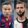 Barcelona and Juventus confirm Arthur/Pjanic swap