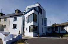 Kerb appeal: Striking €375k townhouse with its own roof terrace in Donegal