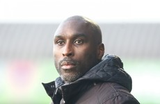 Sol Campbell leaves role as manager of relegated League One club