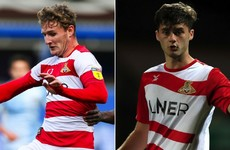 Former League of Ireland duo part company with Doncaster Rovers