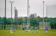 'Just happy to be out and playing a game again' - GAA breaking out from lockdown