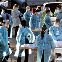 US on track for 100,000 new Covid-19 cases a day, warns top disease expert Anthony Fauci
