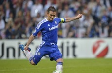 Frank Lampard: I'm not moving to LA Galaxy