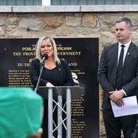 'A friend of ours has passed away': Pearse Doherty defends attending Bobby Storey funeral