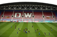 2013 FA Cup winners Wigan Athletic placed into administration, facing 12-point deduction