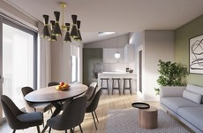 Spacious layout and stylish interior design in these new Celbridge showhomes