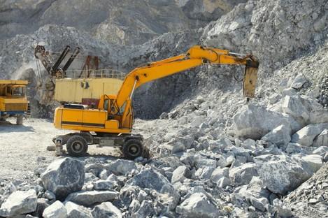 Stock photo of a quarry.