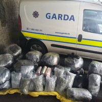 Four men arrested after €3.9 million worth of cannabis seized in Co Laois