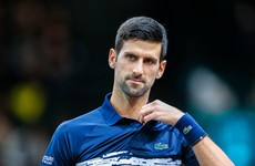 Novak Djokovic and his wife test negative for coronavirus