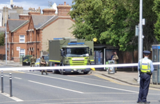 Army bomb squad called to Harold's Cross after historical artillery shell found