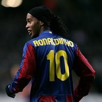 I played with Ronaldinho, Smertin, Chamakh, De la Pena, Batistuta and Hadji. Who am I?