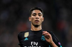Moroccan star leaves Real Madrid in €40 million deal