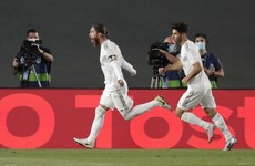 Real Madrid take leap towards title and go four clear to seal biggest lead over Barca since September