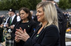 O'Neill says she'll never apologise for attending Bobby Storey's funeral but accepts her actions upset people