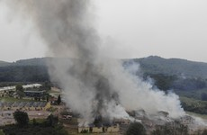 41 people injured in explosion at fireworks factory in Turkey