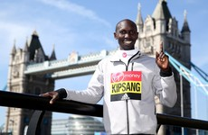 Former marathon world-record holder Kipsang handed four-year ban