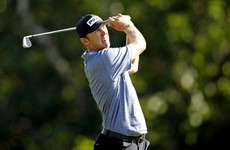Second round 66 leaves Seamus Power with share of the lead in Detroit