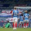 Ronan Curtis strike keeps Portsmouth's promotion hopes alive