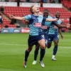 Paddy Madden sees red as Wycombe thrash Fleetwood in play-off semis