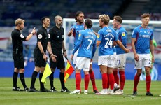 Curtis angered by play-off 'shambles' after Portsmouth are left frustrated