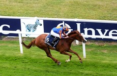 Love conquers all to win the Oaks in stunning fashion