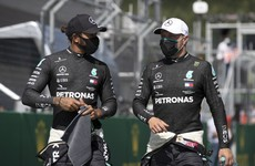 Bottas upsets the odds to pip Mercedes team-mate and champion Hamilton to Austrian Grand Prix pole