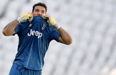 Buffon breaks Serie A appearance record and Ronaldo sparkles as Juve move seven points clear