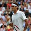 Wimbledon Mens' Final: Federer one set away from Wimbledon glory.