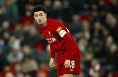 Liverpool put faith in teenager Curtis Jones after breakthrough season