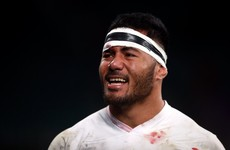 Sale Sharks make move to sign England centre Manu Tuilagi after Leicester exit