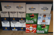 Gardaí seize 'large quantity of alcohol' at premises allegedly operating as restaurant in Dublin